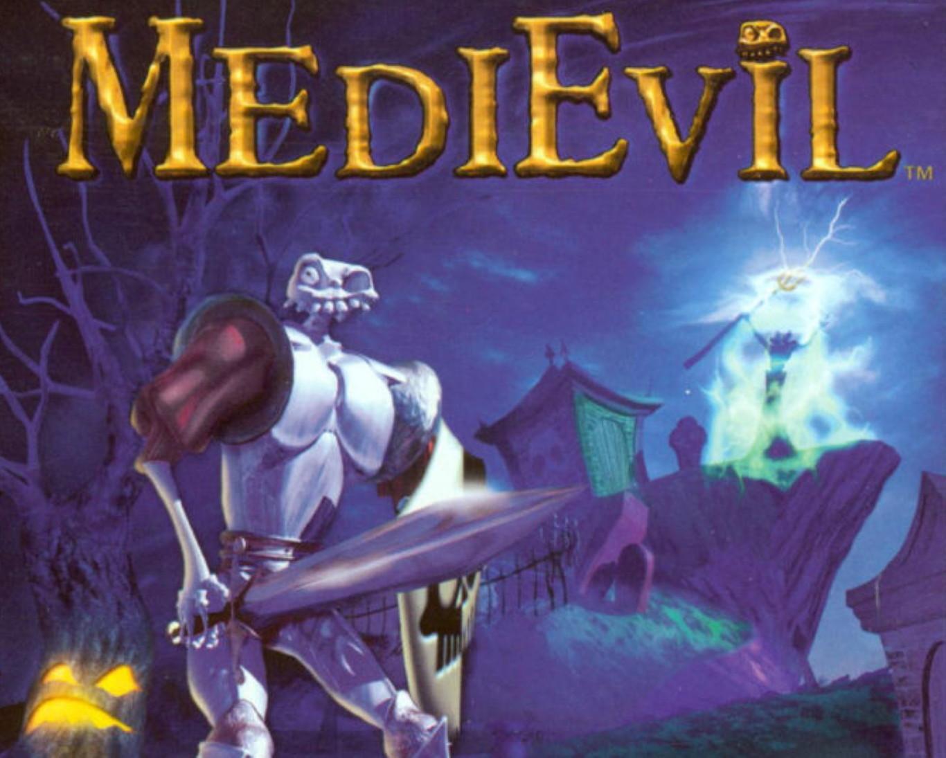 Retroanálisis de MediEvil, la gran aventura de PlayStation que parecía sacada del imaginario de Tim Burton y...