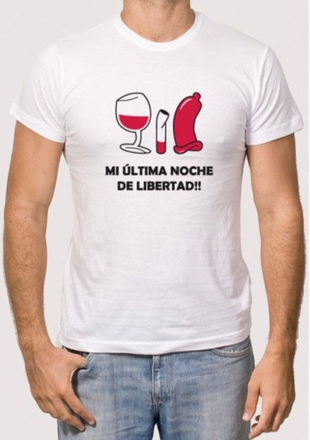 Camiseta Despedida
