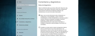 Privacidad en Windows 10: cómo ver y cambiar los datos que le envías a Microsoft y apps de terceros