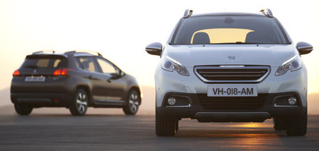 El Peugeot 6008 Concept estará en Pekín