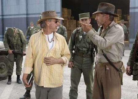 Steven Spielberg quiere dirigir el reboot de 'Indiana Jones' con Chris Pratt