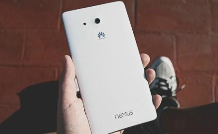 Nexus Huawei Mockup