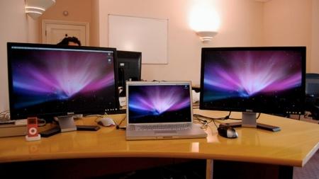 Tres opciones si buscas un monitor para tu Mac