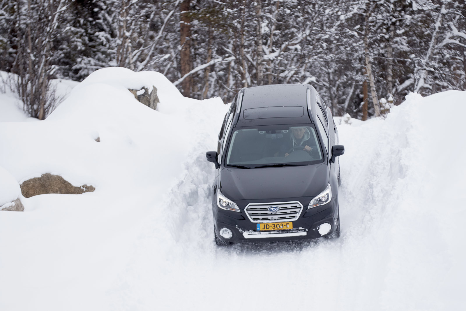 Foto de Subaru Snow Drive 2016 (65/137)