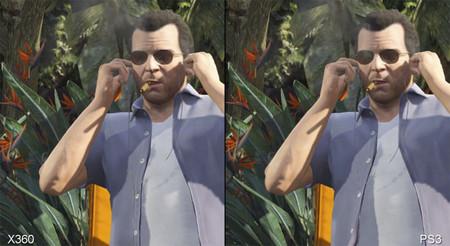GTA V: las versiones de PS3 y Xbox 360 cara a cara