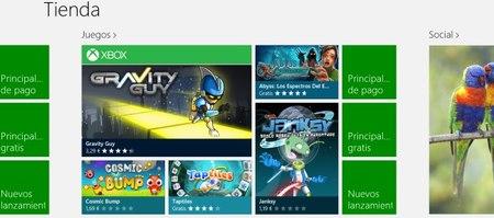 La tienda de Windows 8 crece con la llegada de los juegos para adultos (PEGI +18)