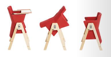 Age HiLo Chair, la trona que se adapta al crecimiento de tu bebé