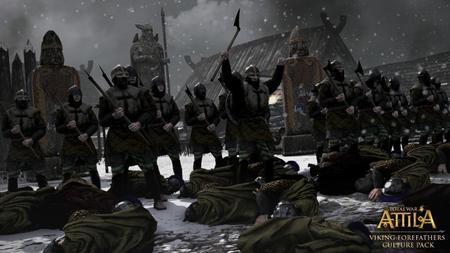 Total War Attila Viking