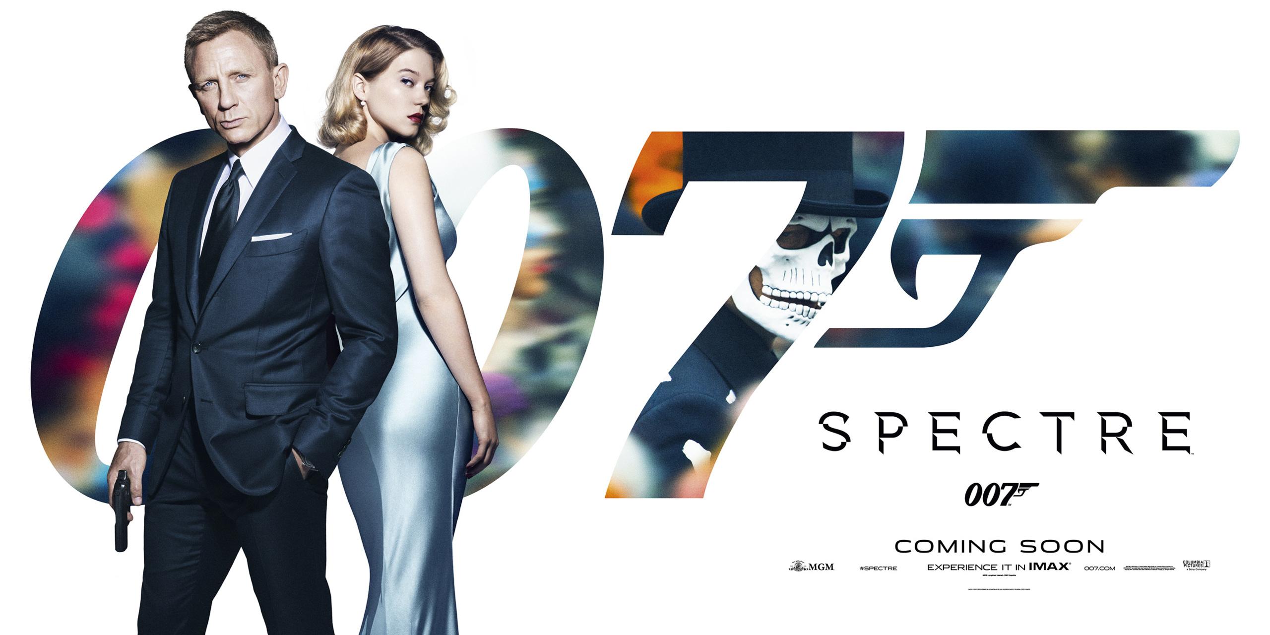 Foto de 'Spectre', carteles de la nueva película de James Bond (7/8)
