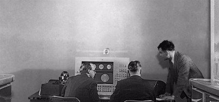 Ésta es la música que se hizo en el ordenador de Alan Turing