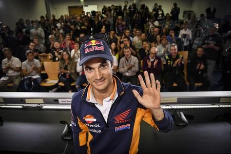 Así ha reaccionado el paddock ante la retirada de Dani Pedrosa de MotoGP
