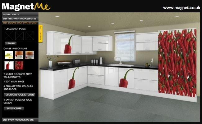 Magnetme personaliza tu cocina con tus propias im genes for Personaliza tu mueble