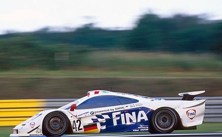 McLaren F1 GTR LM Long Tail