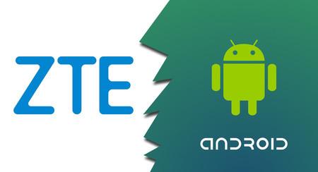 ZTE podría quedarse sin Android por el embargo de EEUU