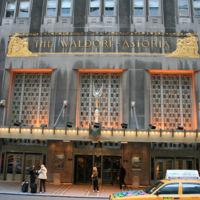 El Waldorf-Astoria de Nueva York, de hotel de lujo a apartamentos de lujo en 2017