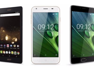 Acer Iconia Talk S, Liquid Z6 y Liquid Z6 Plus: las gamas medias y bajas reciben refuerzos