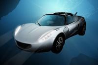 Rinspeed sQuba Concept, el coche que te llevarías a bucear