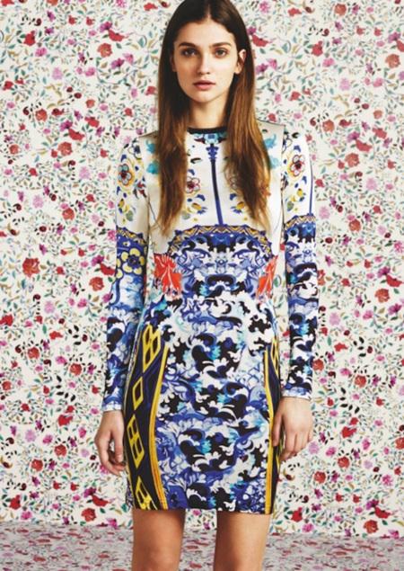 Mary Katrantzou vestido