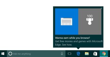 """Microsoft dice que Windows 10 no muestra publicidad, sólo """"notificaciones con consejos"""""""