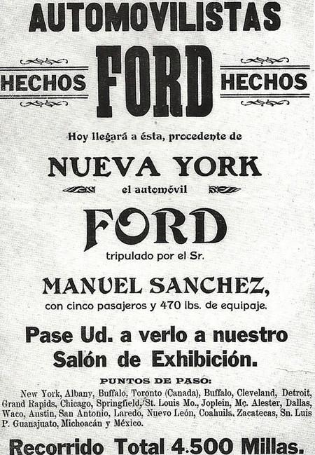 Primeros Autos En Mexico 6
