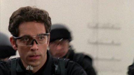 Chuck en plan profesional