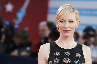 Cate Blanchett, la nueva musa de Woody Allen y mítica de la alfombra roja