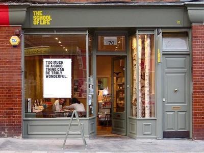 La tienda que puedes encontrar en París si no crees en Dios