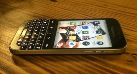 Blackberry Classic leaked image