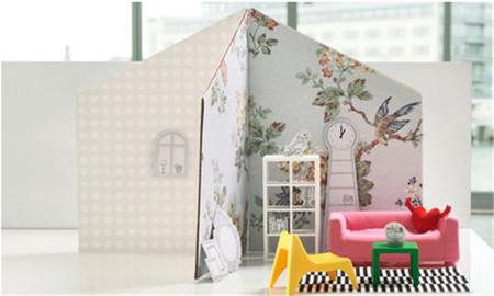 Muebles para casa de muñecas con un estilo muy actual: Huset llegará a IKEA este verano