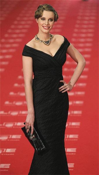 Foto de Alfombra roja de los Premios Goya 2011 (2/16)