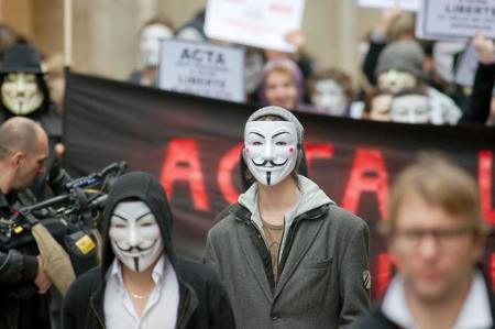 Anonymous es una de las 100 personalidades más influyentes del mundo según Time