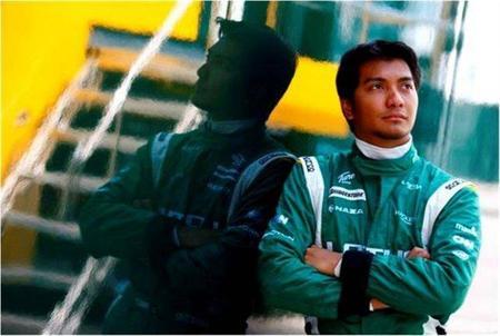 Fairuz Fauzy será el piloto reserva de Renault