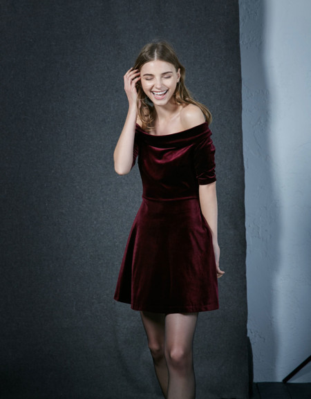Vestido Velvet
