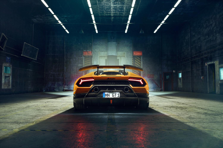 Foto de Novitec Lamborghini Huracán (9/17)