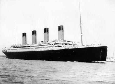 Un millonario australiano construirá una réplica del Titanic