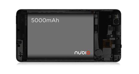 Zte Nubia N1 Bateria