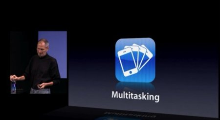multitasking steve jobs apple iphone os sdk 4.0