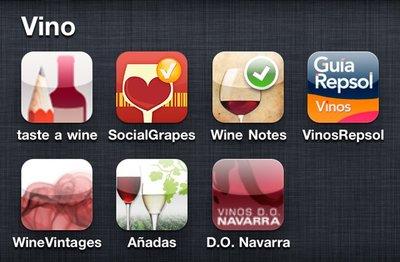 Cinco aplicaciones de iPhone para disfrutar el vino