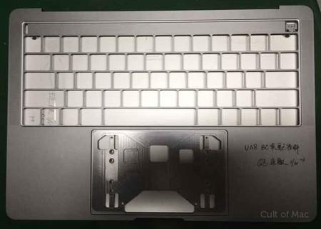 Macbook Pro 2016 Case Top