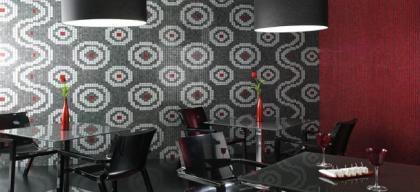 Tendencias en azulejos: retro y textil vintage