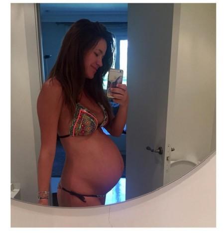 Malena Costa ingresa para el parto y nos lo retransmiten por las redes