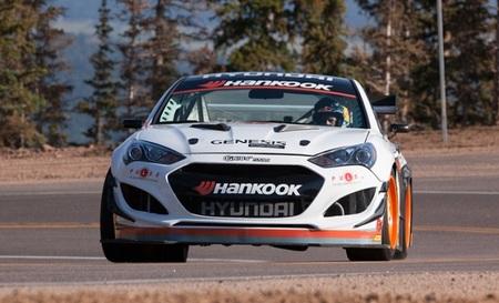 Rhys Millen, Hyundai Genesis 2012