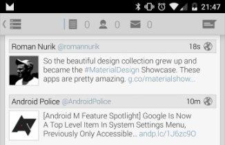 El soporte para multiventanas está incluido en Android M