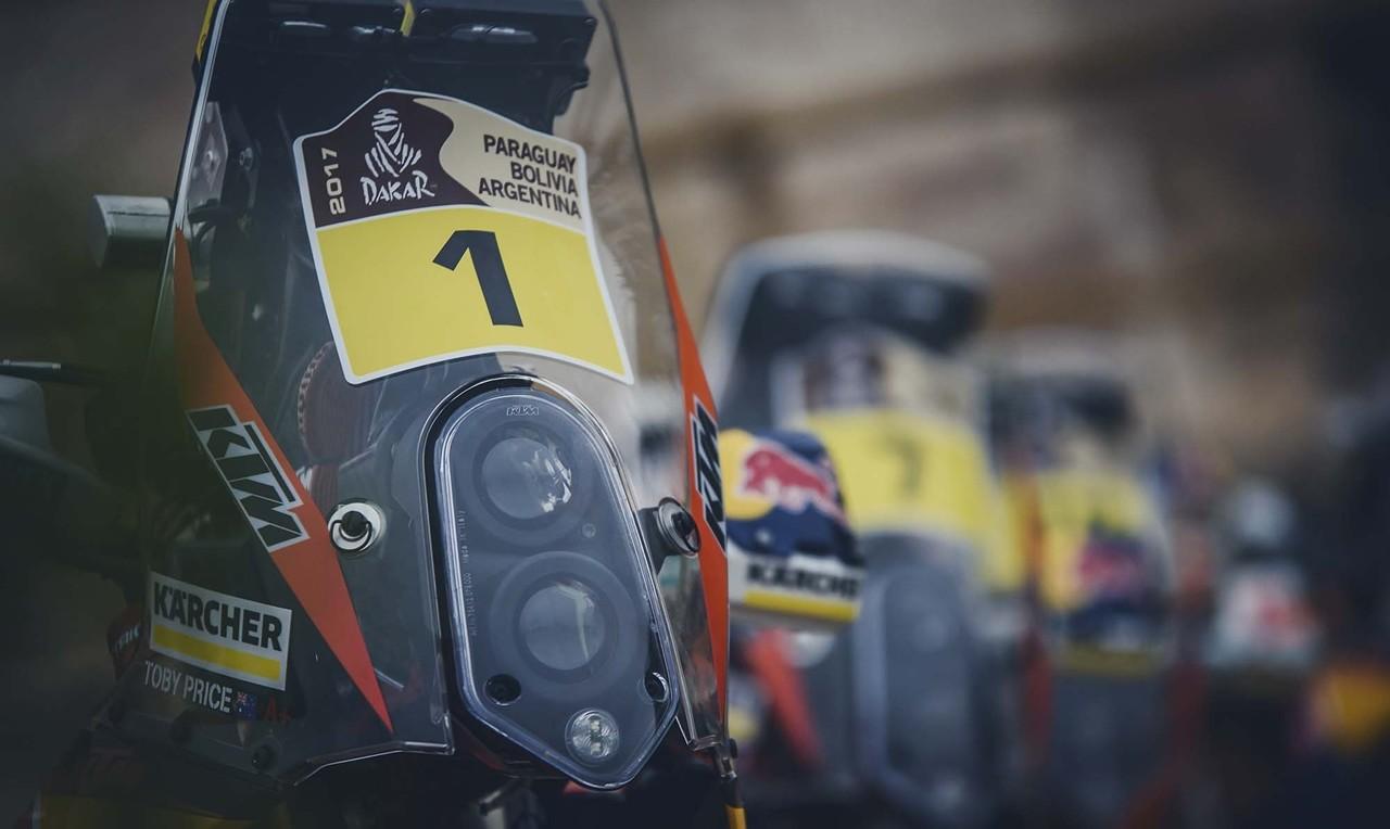 Foto de KTM 450 Rally (9/47)