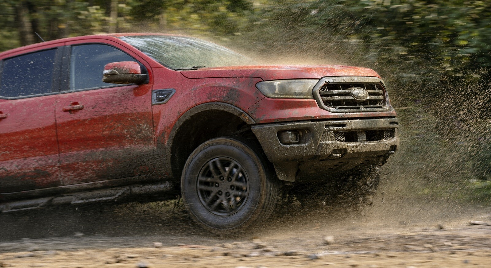 Foto de Ford Ranger Tremor Off-Road (19/28)