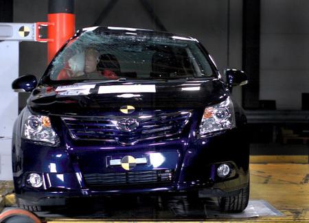 Toyota Avensis - EuroNCAP