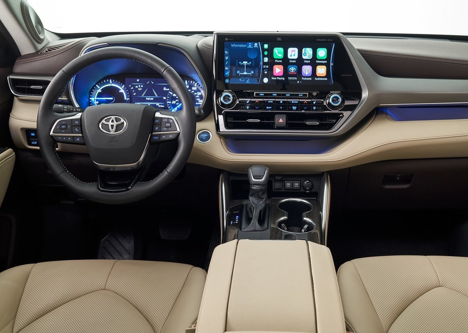 Foto de Toyota Highlander 2020 (9/13)