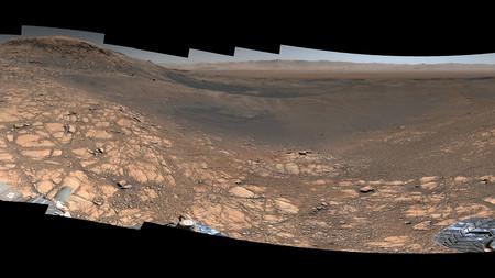 Así se ve Marte con 1.800 millones de píxeles de resolución