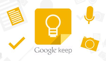Google Keep ahora más rápido, con hashtags y extensión oficial en Chrome
