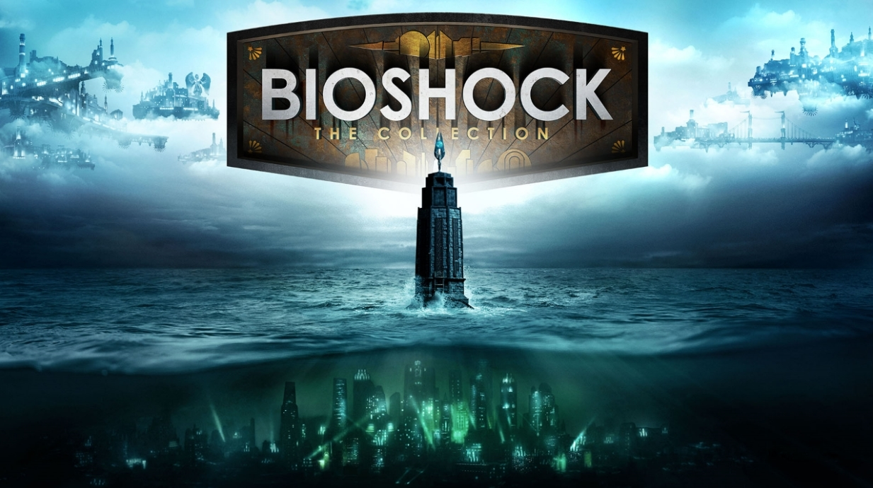 BioShock: The Collection ya es una realidad y viajaremos a Rapture y Columbia en septiembre